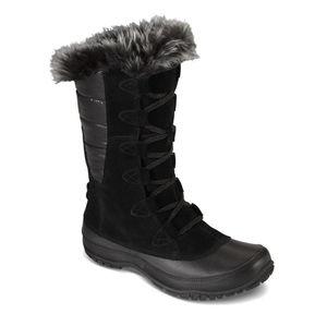 The North Face Nuptse Purna ll Black Snow Boots, 7